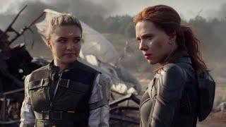 The Black Widow hot scene Scarlett Johansson