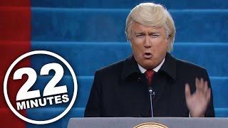 Trump reveals he prank called Canada | 22 Minutes