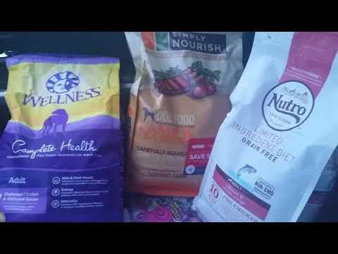 FREE DOG OR CAT FOOD AT PETSMART