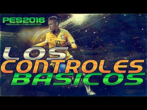 PES 2016 Tutorial 2.0 | Los Controles Básicos (Pases, Tiros, Sistema de Regates. Controles...)