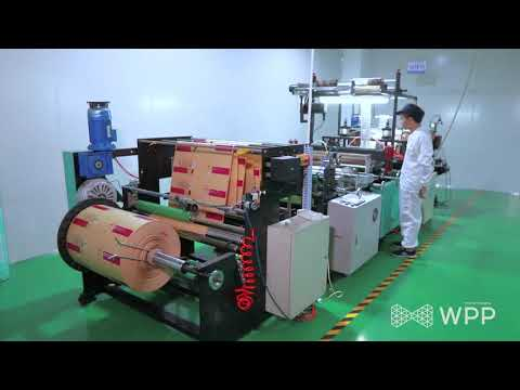 GuangDong WeiYa Flexible Packaging Manufacture Process