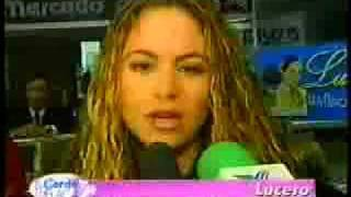 Lucero habla de Paulina Rubio (La chica Dorada)