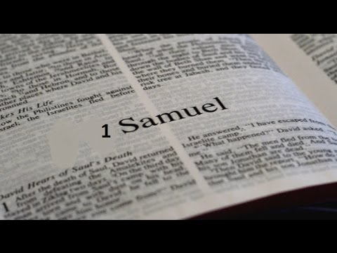 The Complete Book of 1 Samuel Read Along