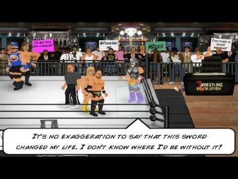 nL Live on Hitbox.tv - Wrestling Revolution! (Part 2) [PC]
