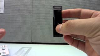 Sony Micro Vault 32GB Flash Drive Solid State Unboxing and Review Size Comparison