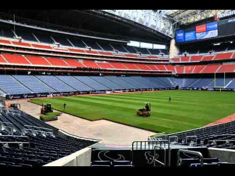 12/11/10 Reliant Stadium turf lapse