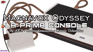 MAGNAVOX ODYSSEY _ La prima console della storia by ARB - Controinformazione e Cultura Videoludica