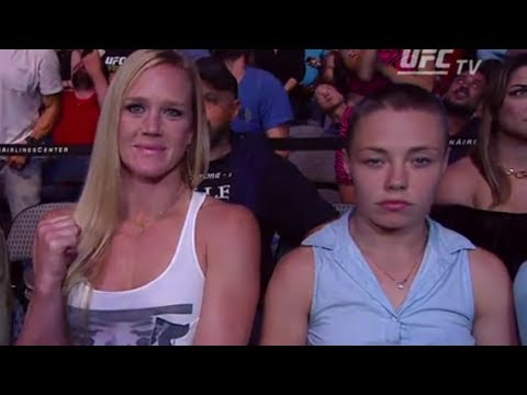 Thumbnail: Most Awkward Crowd Cam Moments in UFC - MMA