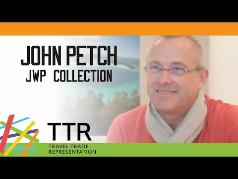 John Petch, JWP Collection - TTR Travel Industry Road Show