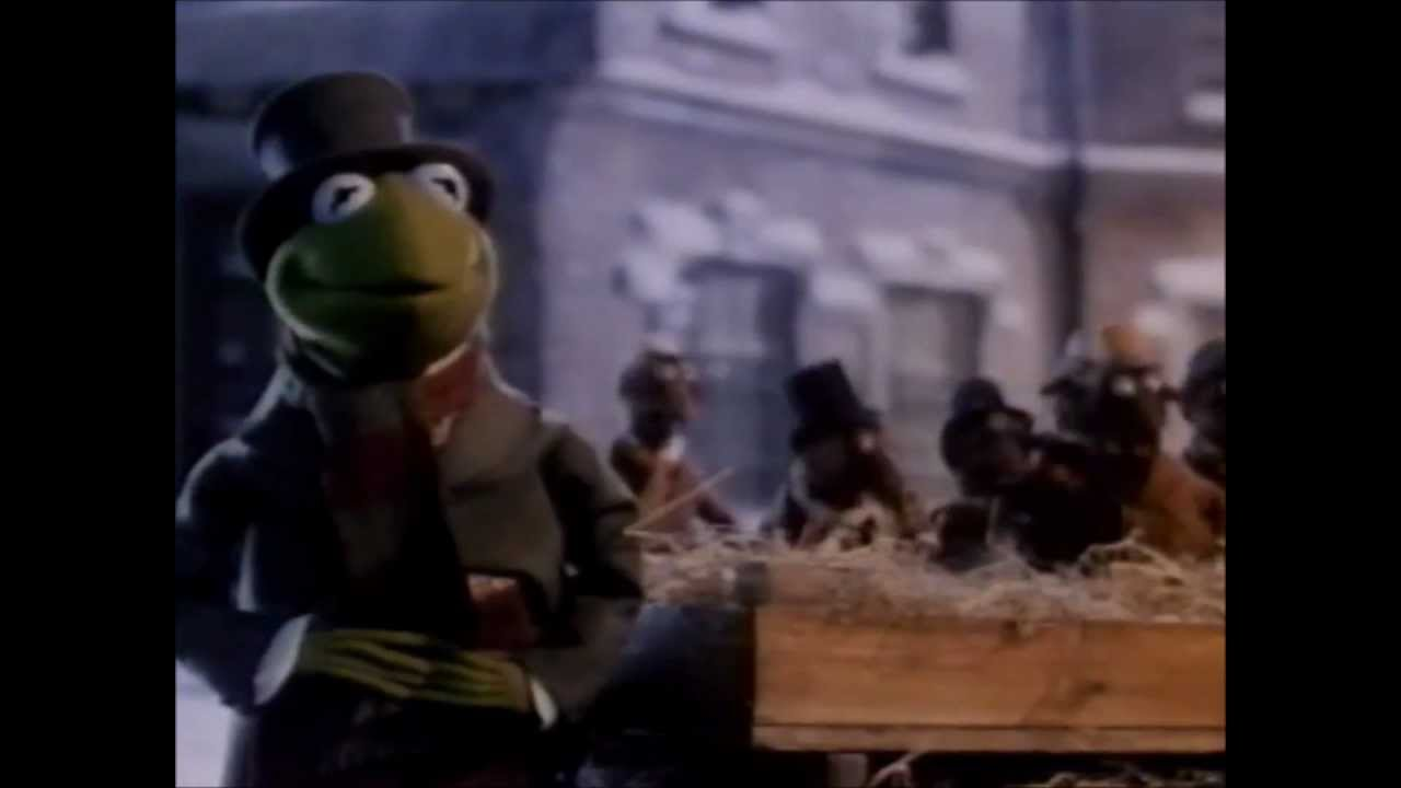 Muppet Christmas Carol Trailer (1992) - YouTube