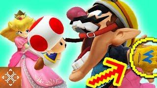 10 DARK SECRETS About Wario Nintendo Tried To Hide