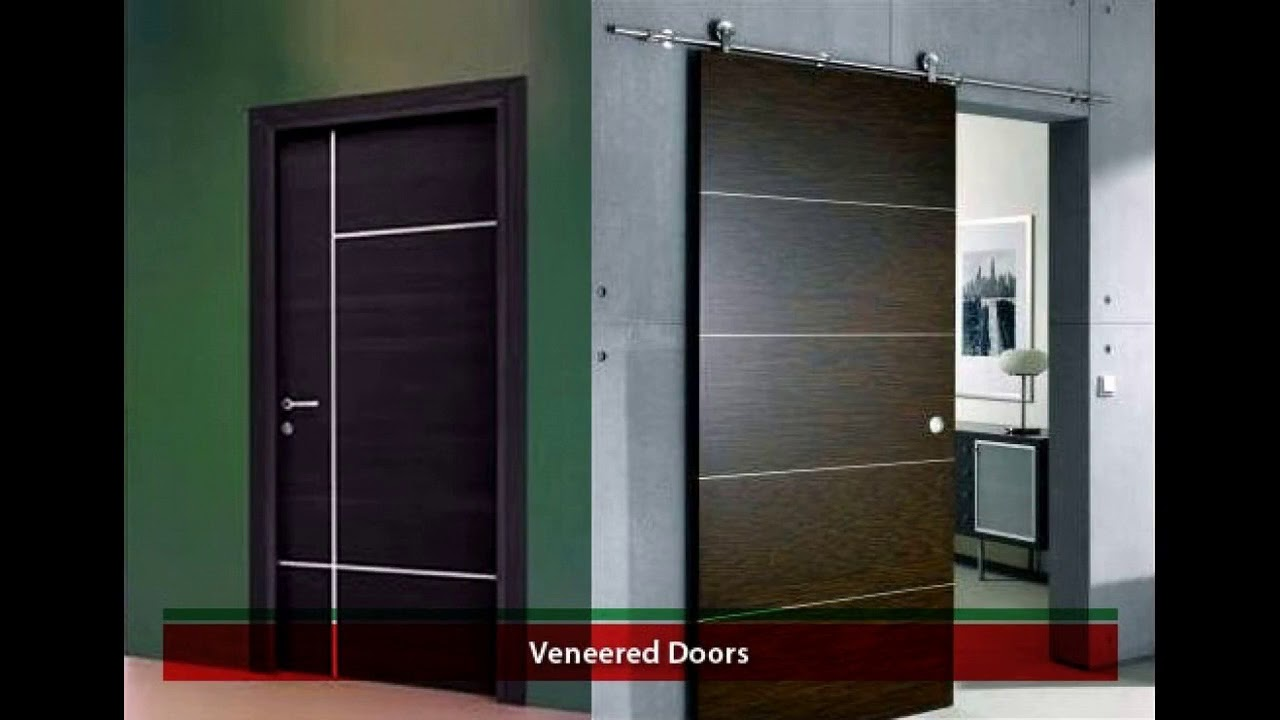 20 Flush Door Design For Home Assemble Decoration Ideas
