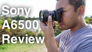 Sony A6500 Review | John Sison