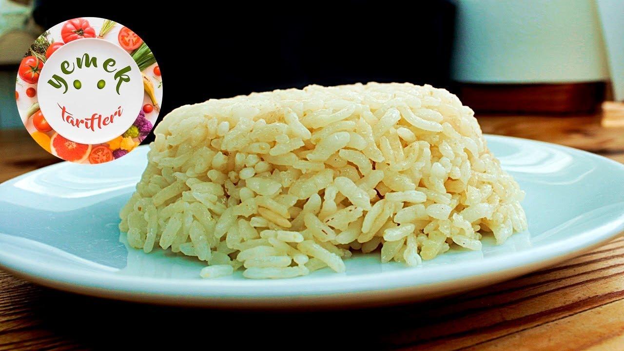 Pirinç Pilavı Tarifi - Tane Tane Pilav Nasıl Yapılır?