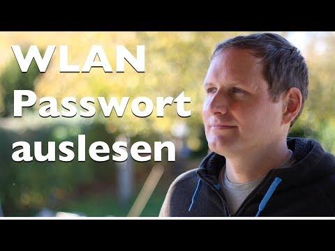 WLAN Passwort Auslesen | IPhone & Mac