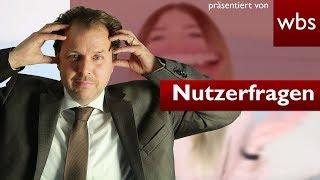 Bibis Dildo Palace - Ist YouTube Kacke legal? | Nutzerfragen Rechtsanwalt Christian Solmecke