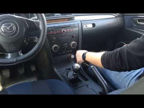 Demontaż Panelu Klimatyzacji Mazda 3