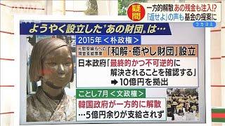 文議長の新提案とは 韓国内でも「ナンセンス」(19/11/06)
