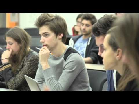 Presentation of IÉSEG School of Management, business school in Lille and Paris, France