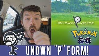 NOOOOO!!! Pokemon GO Unown