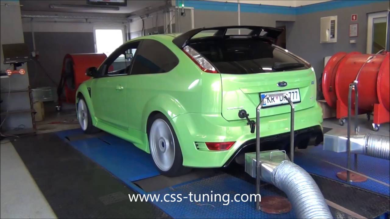 ford focus rs 305 hp stage 3 chip tuning youtube. Black Bedroom Furniture Sets. Home Design Ideas