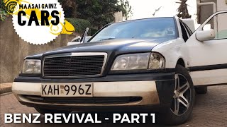 Gambar cover Sat 6 years! Reviving my old Mercedes-Benz W202 C-Class [MGC Ep.8]