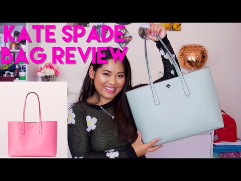 Bag Review | Kate Spade Molly Large Tote