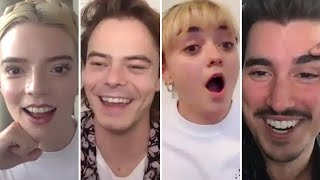 """The New Mutants"" Cast Finds Out Which Character They Really Are"