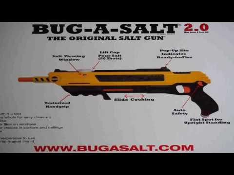 Fly Swatter Gun Really Works