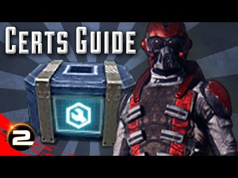 Engineer Certs Guide - PlanetSide 2 for New Players