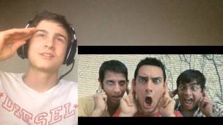 3 Idiots Official Trailer Reaction