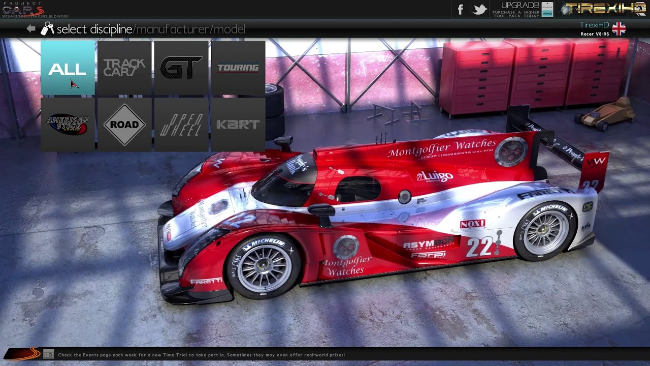 Project Cars Pc Game System Requirements
