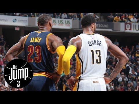 Should Cavaliers Pursue Paul George? | The Jump | ESPN