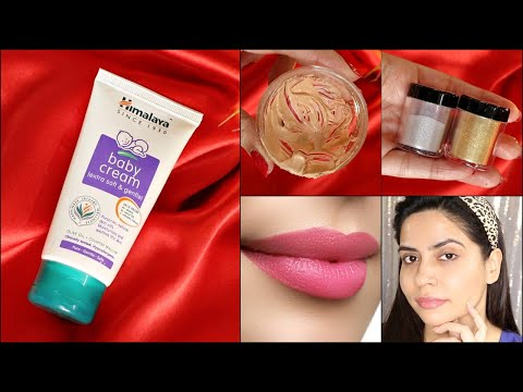 top-5-life-saving-beauty-hacks-using-baby-products-|-skin-whitening,-blackhead-removal-#tips#hacks
