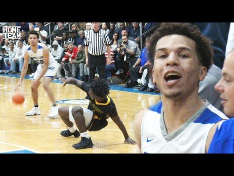 Cole Anthony SETS IT OFF In Season Opener! Silences Overrated Chants.. #1 Ranked PG In 2019