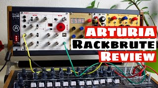 RACKBRUTE Eurorack Cases Review | SYNTH ANATOMY