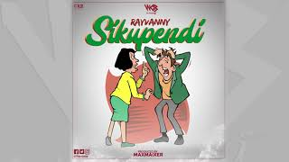 Rayvanny - Sikupendi (Official Audio)