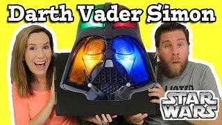 Star Wars Simon Darth Vader