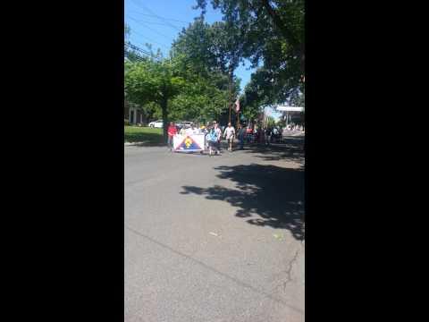 2013 Memorial Day Parade in Northvale NJ