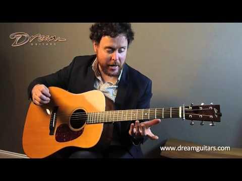 "Dream Guitars Lesson - ""Floating"" Technique - Grant Gordy"