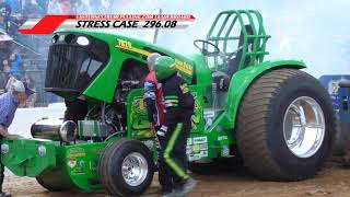 Super Stock/Pro Stock Tractors May 11, 2019 Buck Motorsports Park