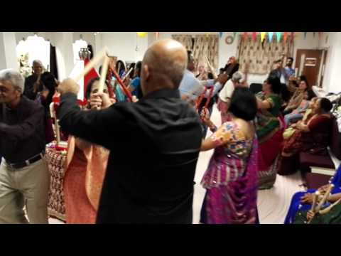 Navratri at Telford Temple - 2016 - 20161001 211500