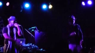 Camp Lo -- Black Nostaljack (a.k.a. Come On) (HD) - Live at Knitting Factory Brooklyn 11-28-12