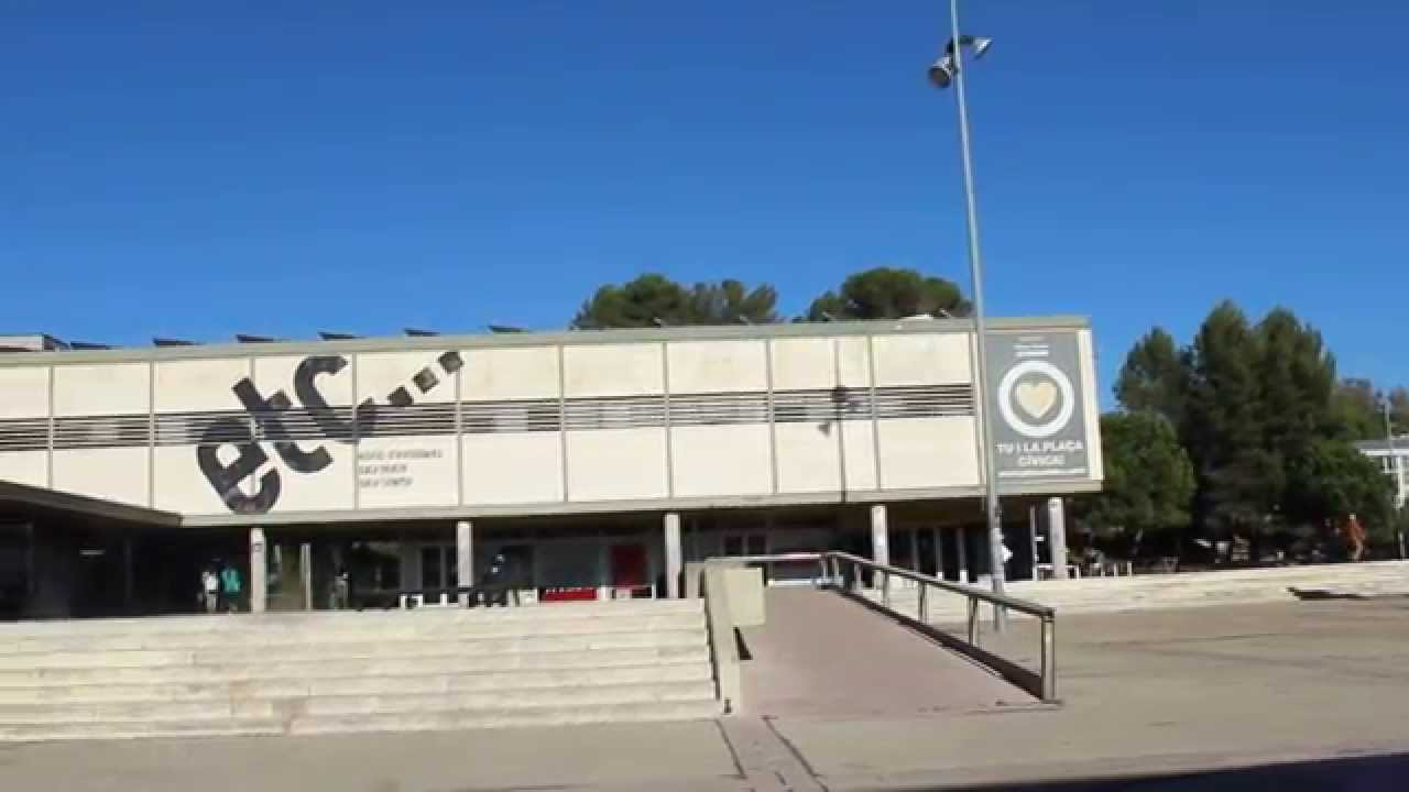Universitat aut noma de barcelona uab pla a c vica youtube - Placa universitat barcelona ...