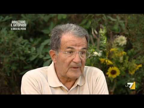 Ammazziamo il Gattopardo - L'intervista a Romano Prodi (Puntata 10/07/2014)