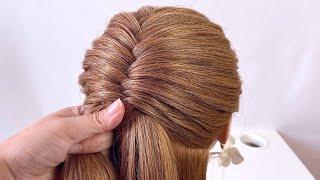 5 Причесок в Школу Прически на длинные волосы