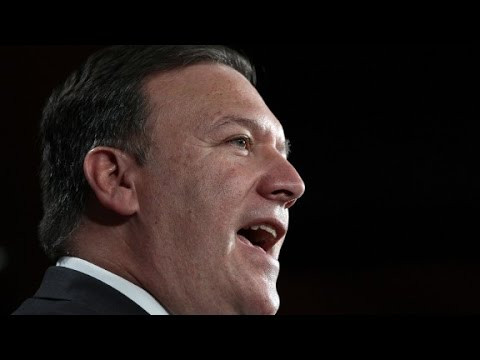 Who is Mike Pompeo?