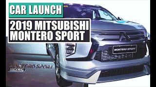 New 2019 Mitsubishi Montero Sport Launch