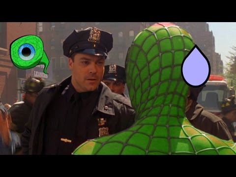 Spider Man 'Fire Fight' | Jacksepticeye Voice-Over