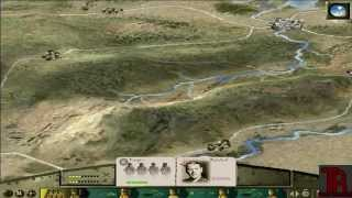 Panzer General 3D Assault gameplay